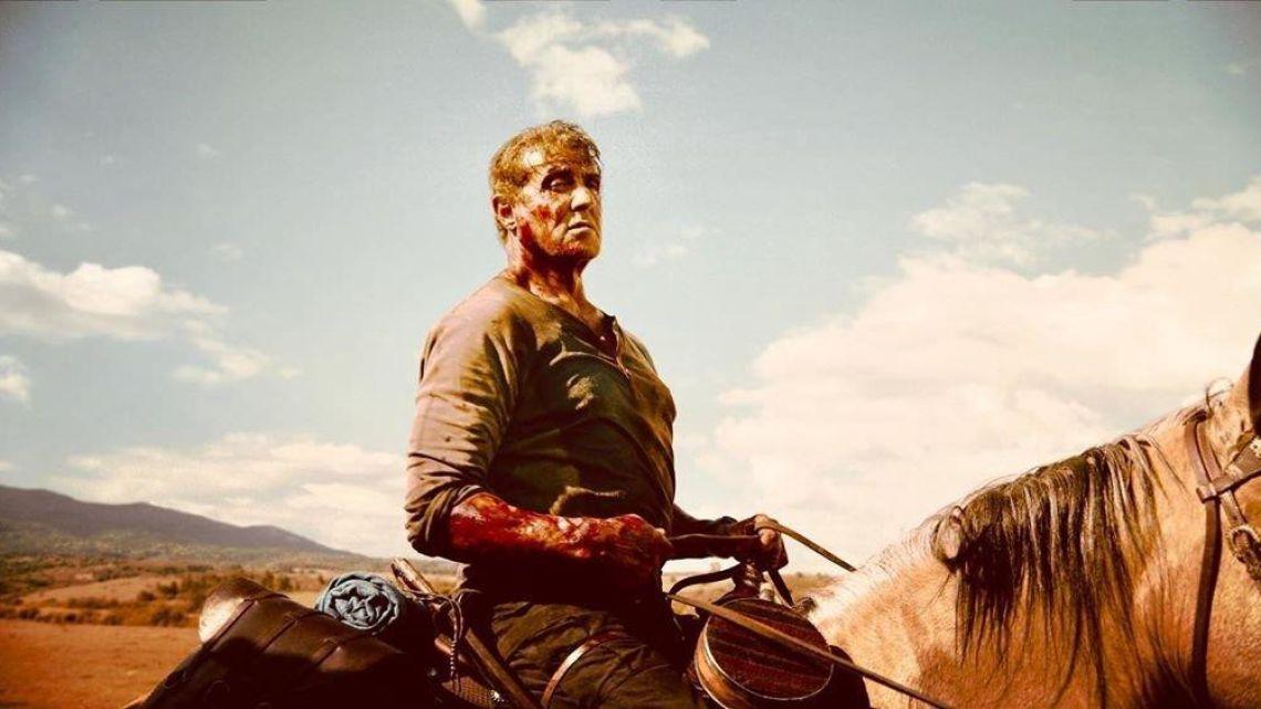 Rambo, last blood entre las películas más esperadas de la cartelera