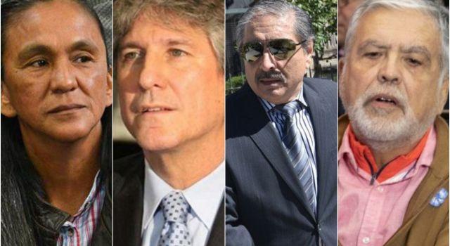 Con siete liberados, quiénes son los exfuncionarios kirchneristas que continúan presos