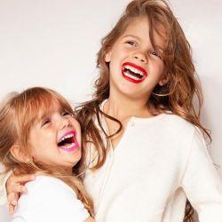 Francesca Icardi debutó como modelo e Isabella no quiso ser menos