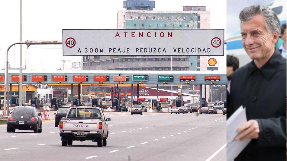 Autopista Macri 20191010