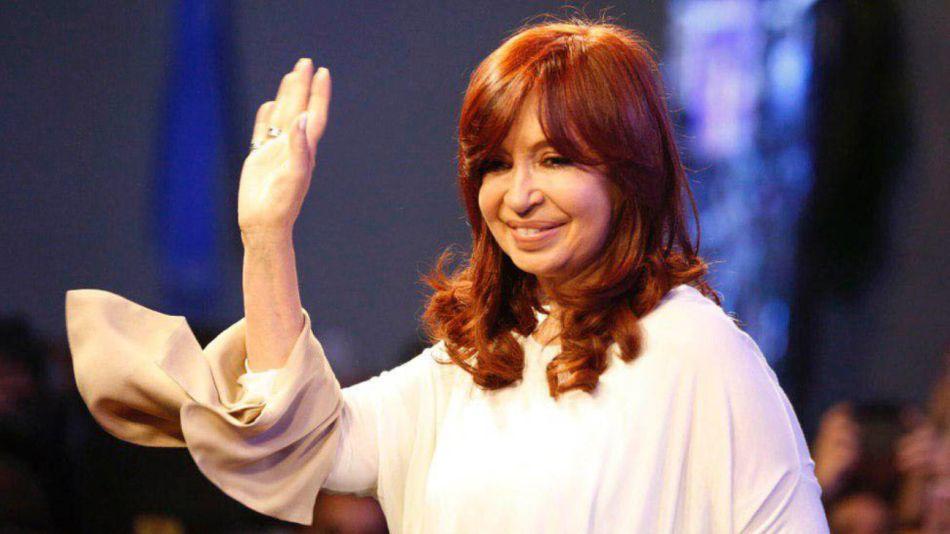 Cristina Kirchner. 20191010
