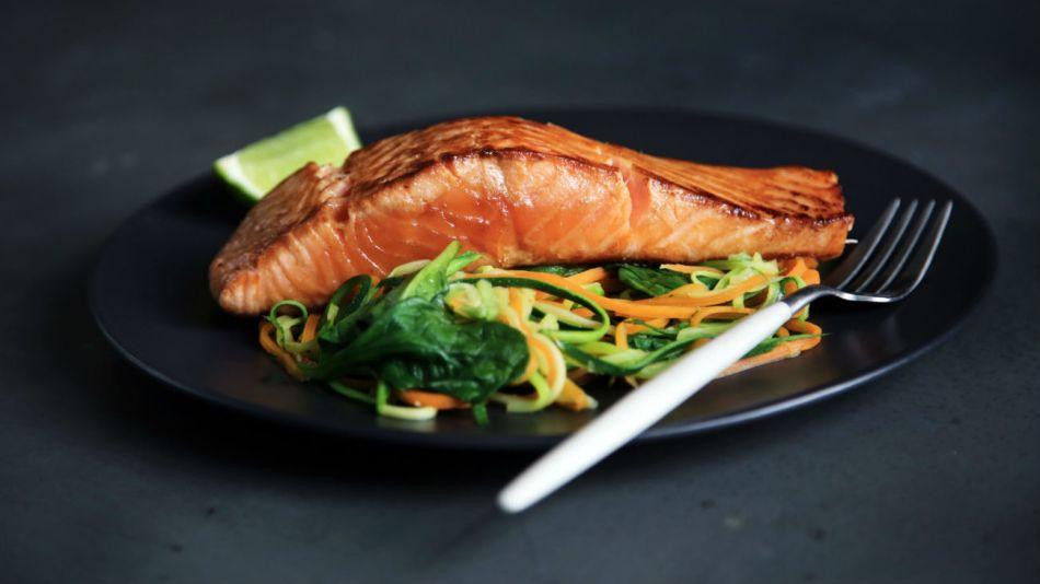 El salmón es uno de los pescados más ricos en Omega 3.