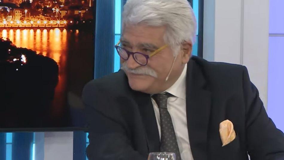 """Jorge Asís en """"Terapia de noticias"""""""