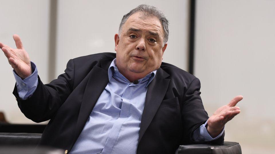 Eduardo Valdes en entrevista con Jorge Fontevecchia