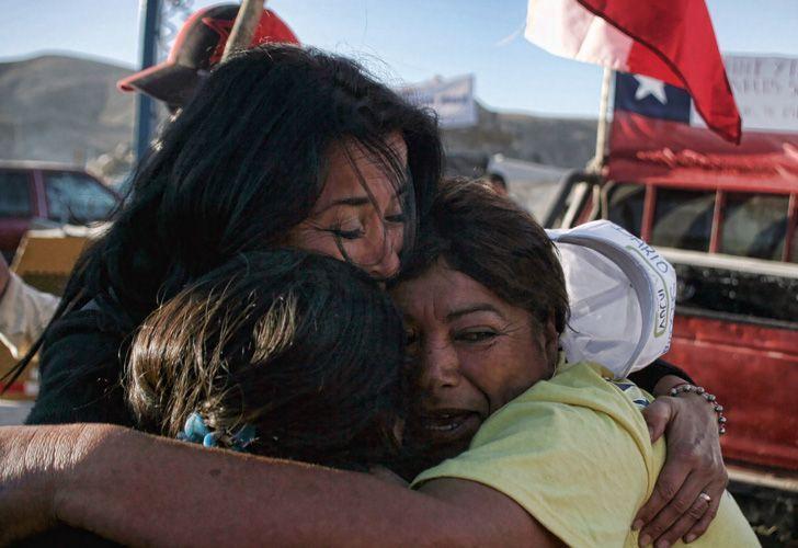 Recordando la horrenda pesadilla de los 33 mineros en Chile