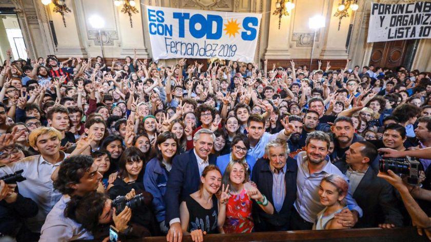 Política: Alberto Fernández ratificó que su objetivo es