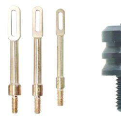 """Los llamados """"pasa trapos"""" en sus distintas configuraciones (arriba), forman parte de los elementos necesarios para la limpieza."""