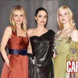 Mirá cómo crecieron los hijos de Angelina Jolie