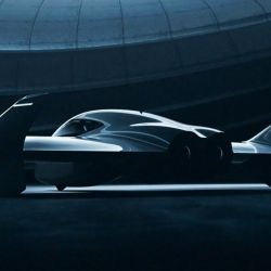 Porsche y Boeing trabajan en un auto eléctrico volador