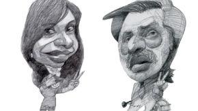Cristina y Alberto por Pablo Temes