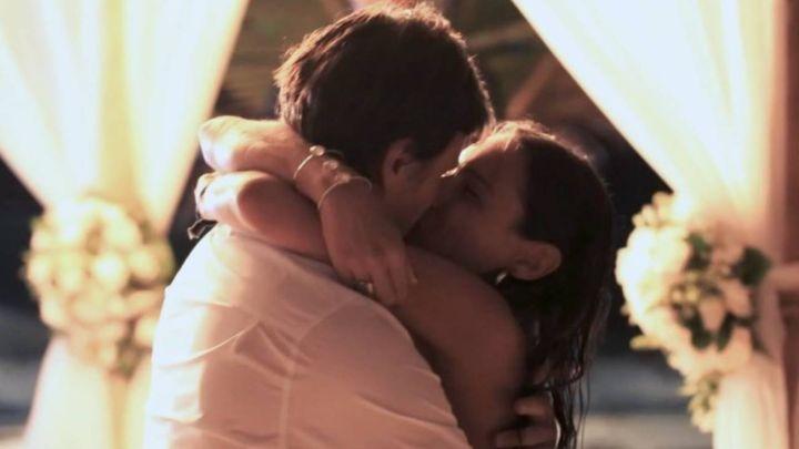 VIDEO | Así fue la propuesta de casamiento de García Mortián a Pampita