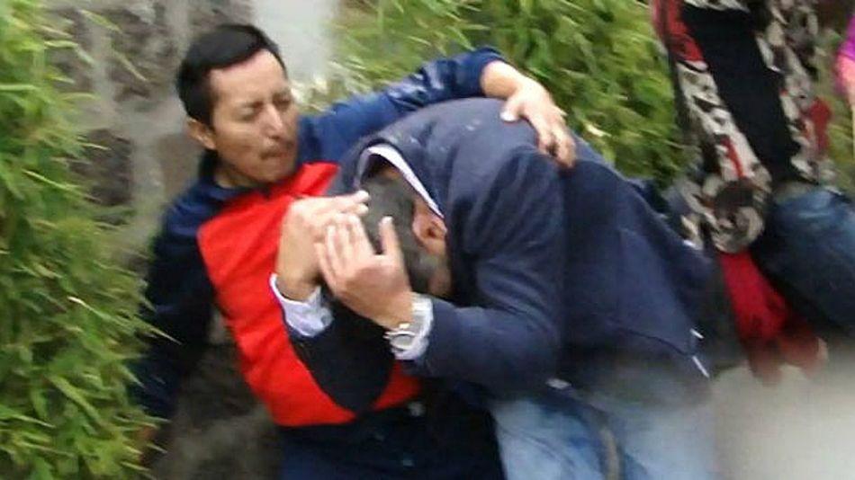 crisis ecuador periodista