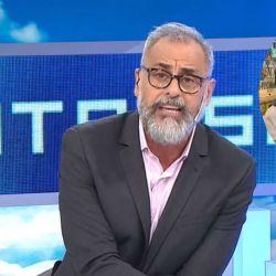Jorge Rial compartió un tierno video de su mujer con Francesco