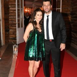 Las primeras fotos del casamiento de Martín Liberman con Ana Laura López