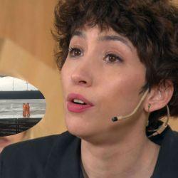 Sofia Gala enfureció contra una aerolínea