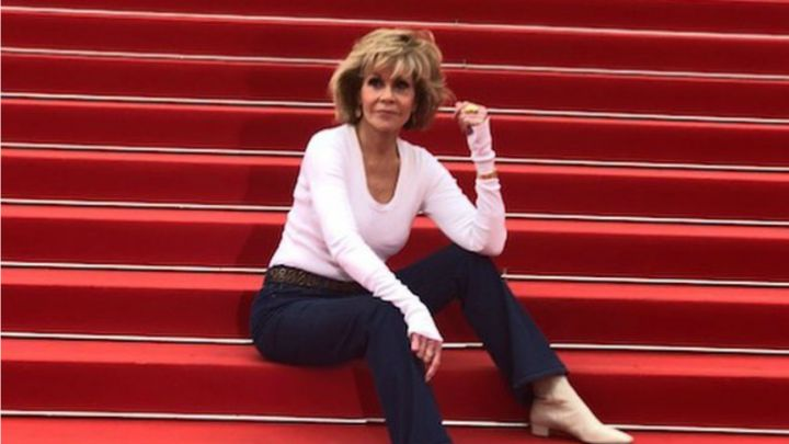 Jane Fonda fue arrestada tras una protesta por el cambio climático