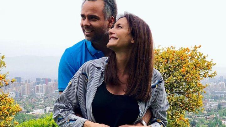 Luciana Aymar y Fernando González anunciaron que están esperando su primer hijo