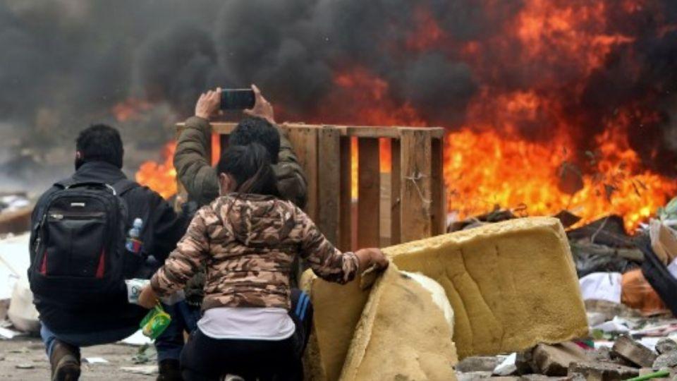La crisis en Ecuador sigue creciendo y suma muertos y heridos.