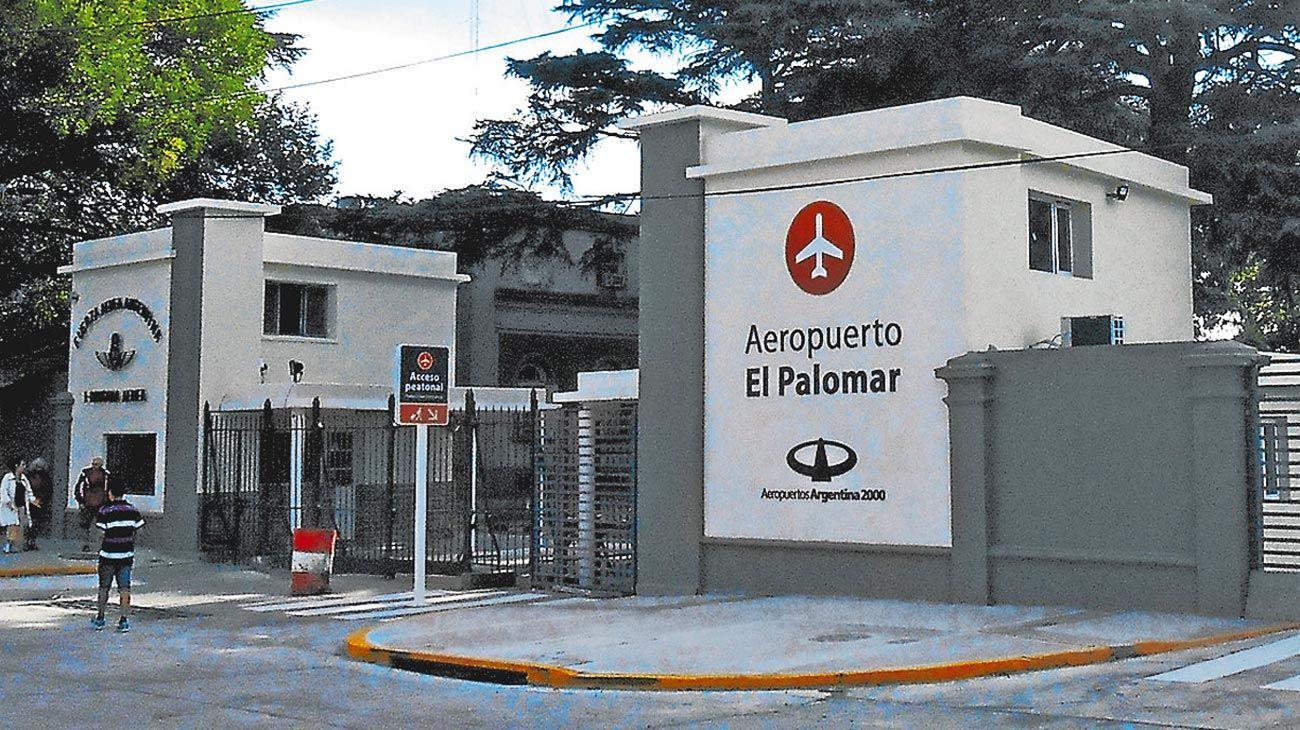 Resultado de imagen para Aeropuerto El Palomar
