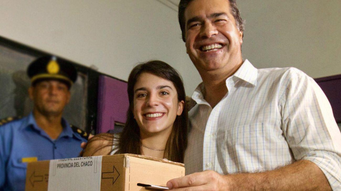 """Coqui"" Capitanich gana en Chaco y vuelve a ser gobernador"
