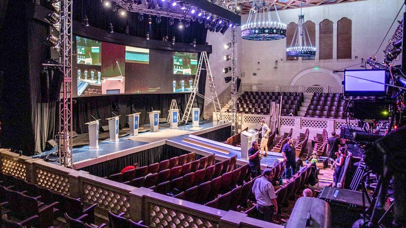 Los detalles del debate: temas, duración y las reglas para los candidatos