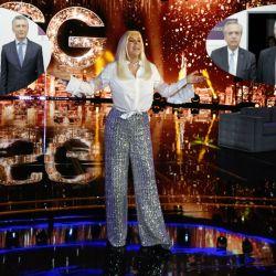 Susana Giménez compitió contra el debate presidencial