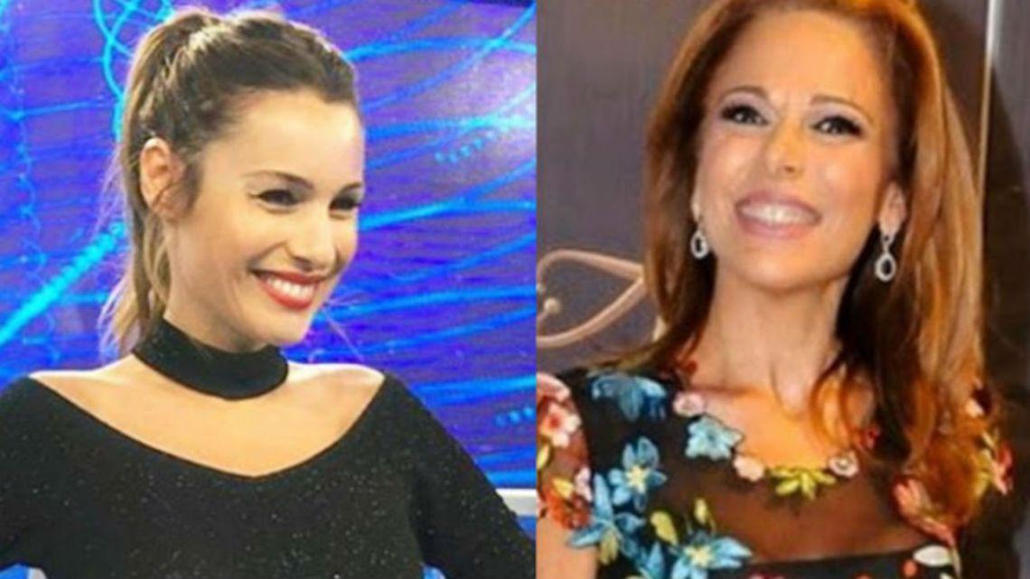 Tajante respuesta de Pampita a Iliana Calabró, tras las críticas por su boda
