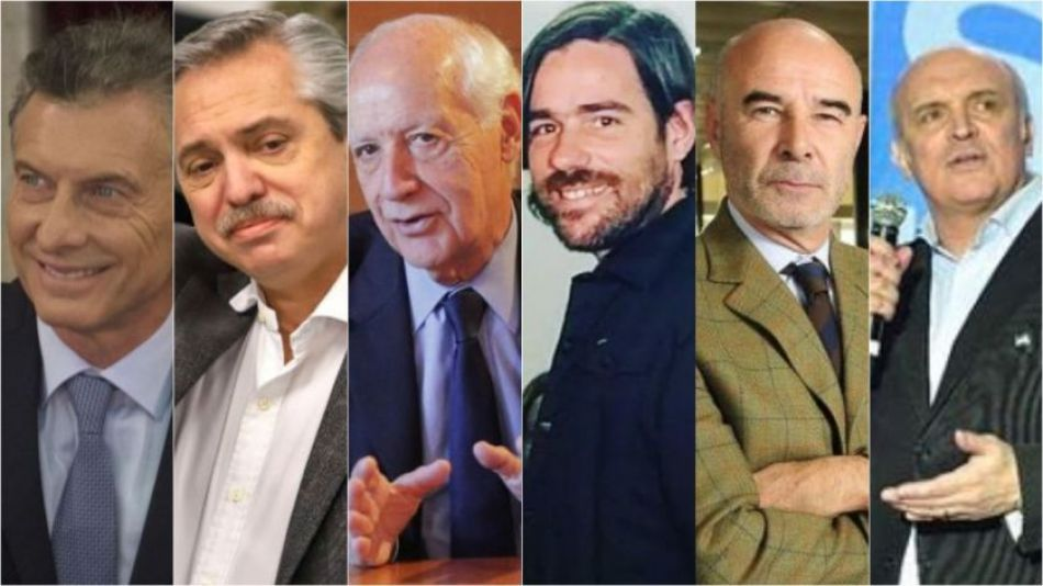 Candidatos presidente 2019