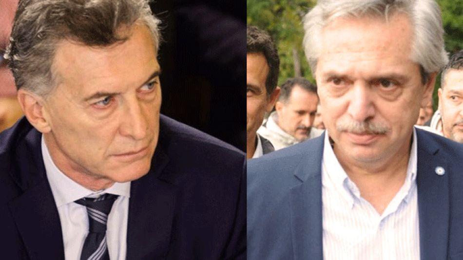"""Cómo será el último round de Macri """"Balboa"""" vs. """"Apollo"""" Fernández"""