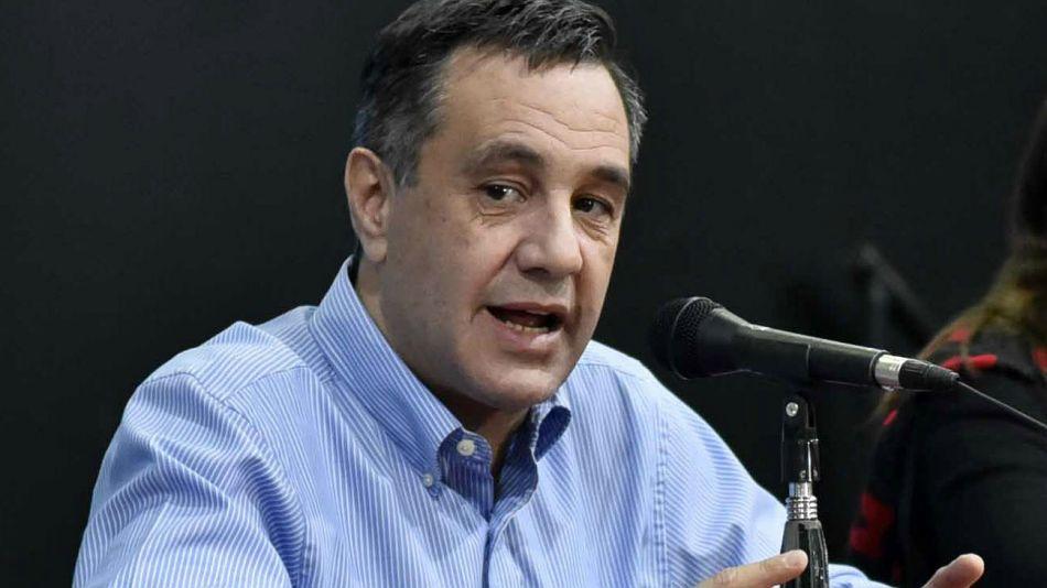 El ministro de Educación, Cultura, Ciencia y Tecnología, Alejandro Finocchiaro.