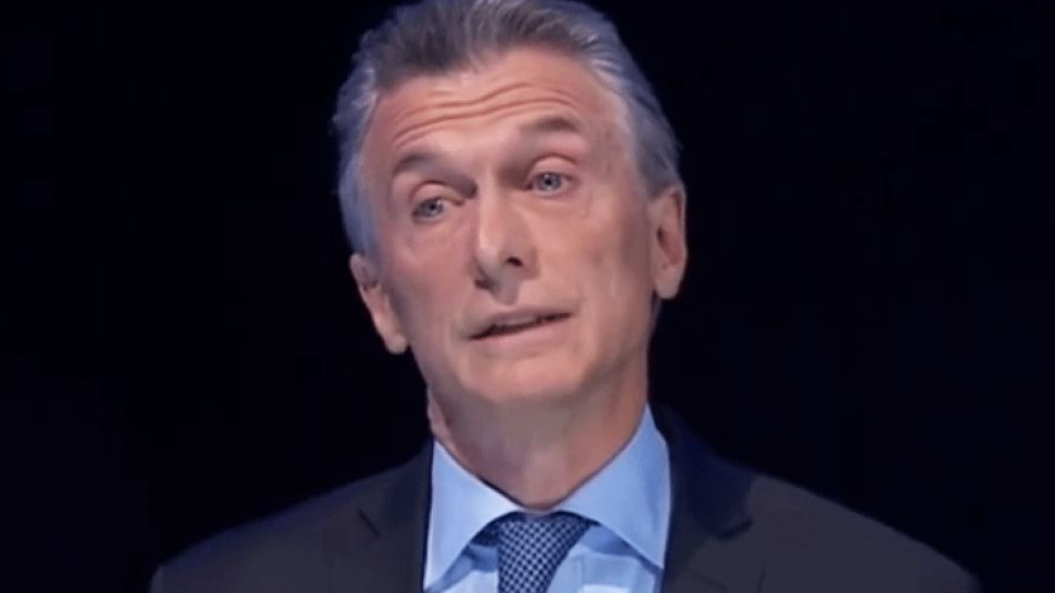 Macri debate