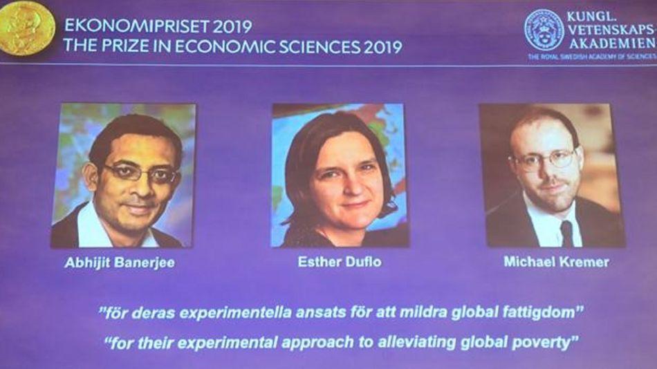 Nobel Economia 2019