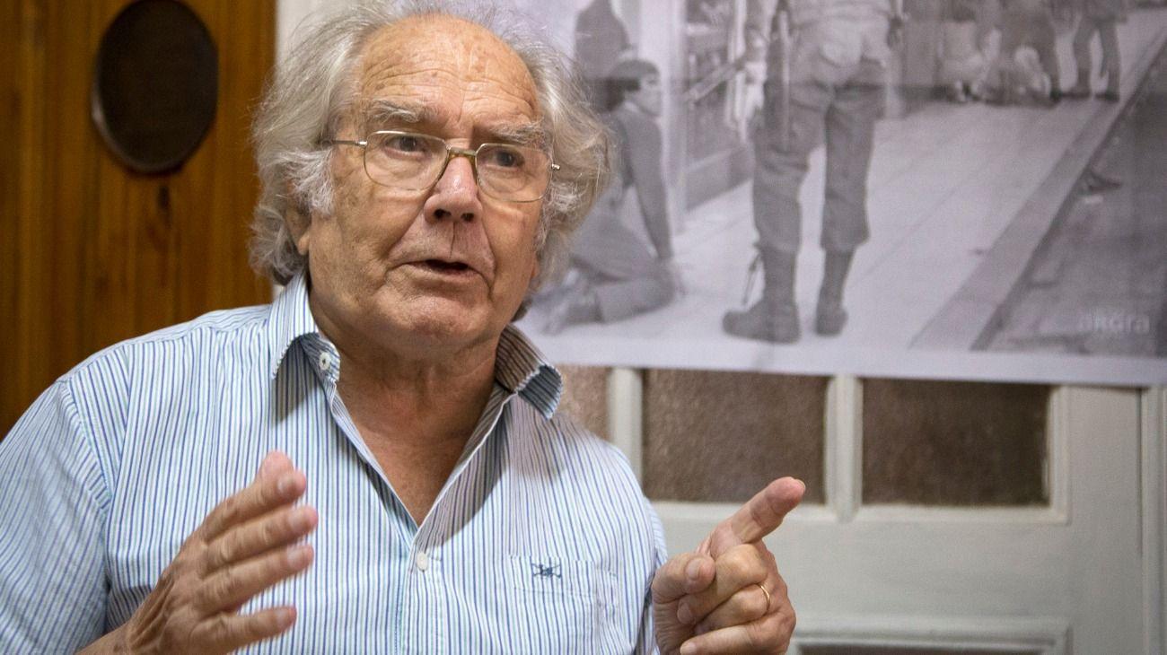 Caso D'Alessio: la Comisión por la Memoria denunció una campaña sucia contra Pérez Esquivel