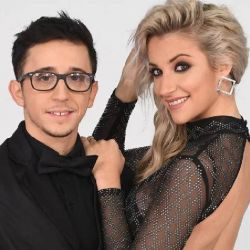 Aseguran que Bianca Iovenitti y Rodrigo Noya se comieron a besos en un boliche