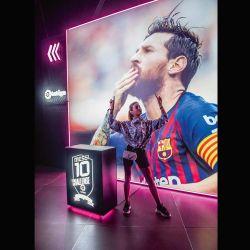 Las mejores fotos de la Gala del Cirque du Soleil de Messi