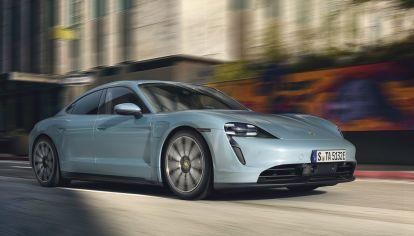 Nuevo Porsche Taycan 4S.