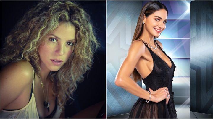 Duelo de bellezas: conocé a la sensual prima de Shakira