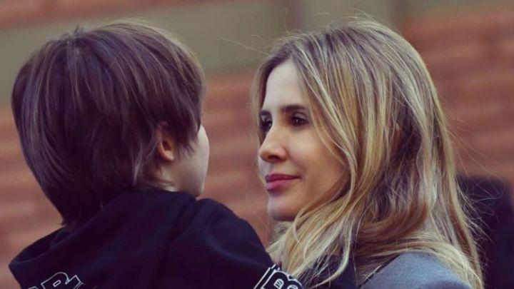 Guille Valdes y Lolo Tinelli deslumbraron las redes con un especial del día de la madre