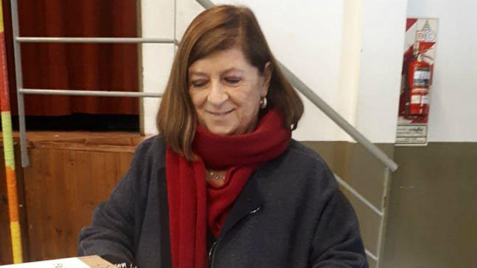 La diputada de Cambiemos ante el Parlasur, María Luisa Storani