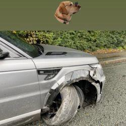 Accidente Kun Agüero