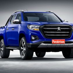 Fotomontaje de la pick-up de Peugeot realizado por Revista Parabrisas