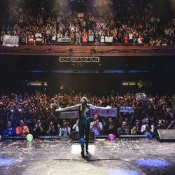 Soledad agotó 4 teatros Ópera con su show La Gringa