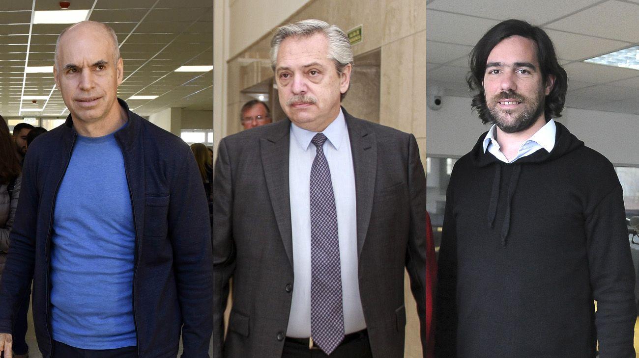 Horacio Rodríguez Larreta, Alberto Fernández y Nicolás Del Caño, los que más invierten en publicidad en Facebook