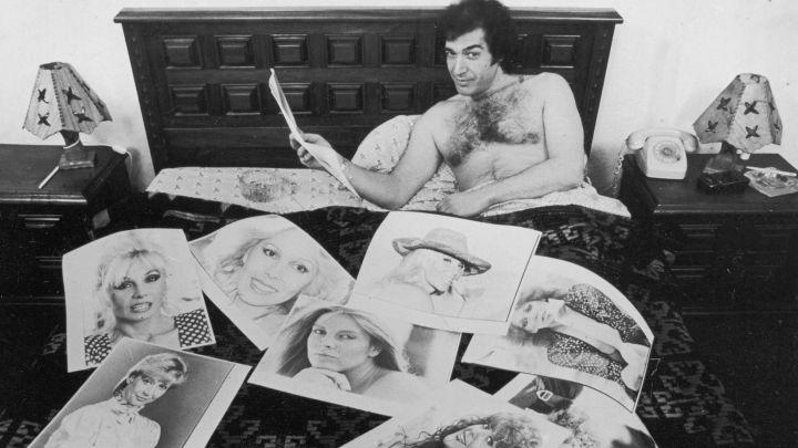 Las 60 fotos del álbum íntimo de Cacho Castaña en CARAS