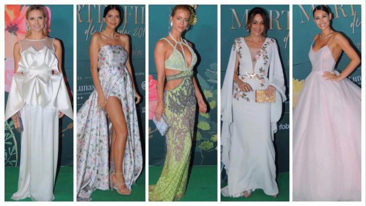 Martín Fierro de la Moda: 63 fotos de los mejores looks de la gala