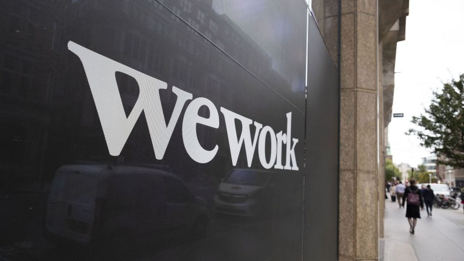 WeWork Landlords Brace For Drop In Demand