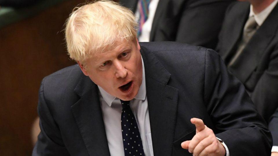 Boris Johnson quiere salir de la UE lo antes posible.