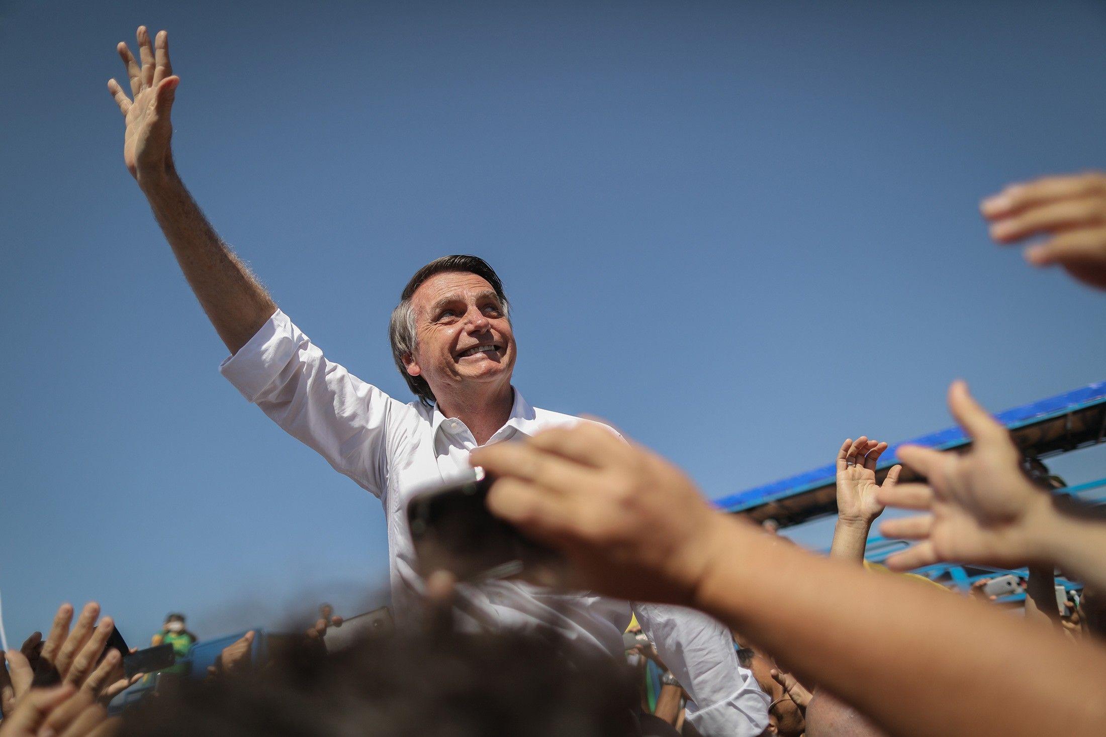 Bolsonaro pierde aliados por luchas internas en su partido