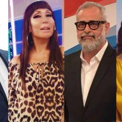 Los principales conductores de América TV