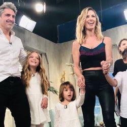 """Rocío Guirao Díaz: """"La maternidad es todo, en base a eso se organiza todo el resto"""""""